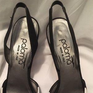 Paloma Picasso Shoes - PALOMA Gorgeous Slingback Pumps